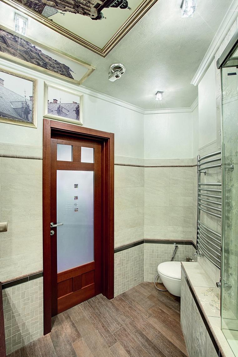 Фото № 62298 ванная  Квартира