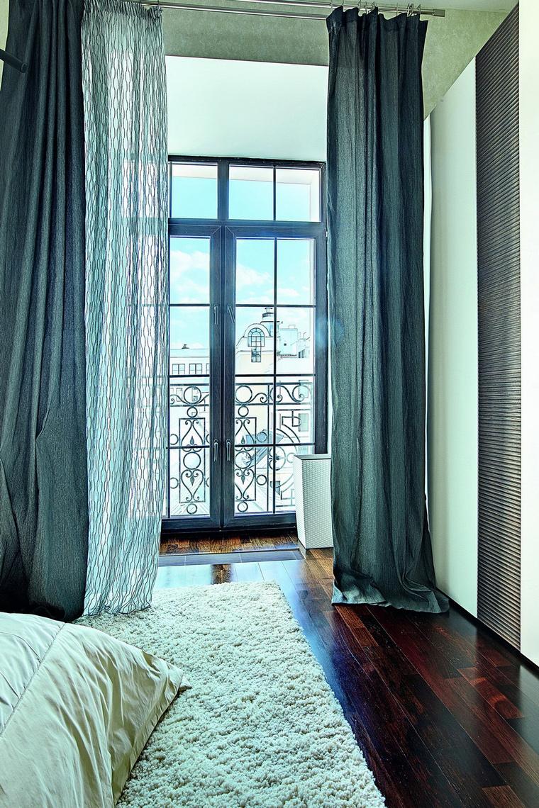 Фото № 62321 спальня  Квартира