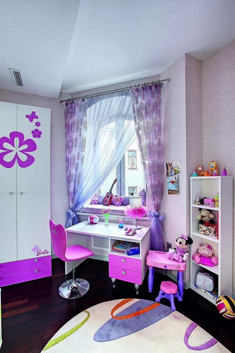 Фото № 62319 детская  Квартира