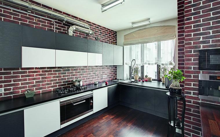 Фото № 62316 кухня  Квартира