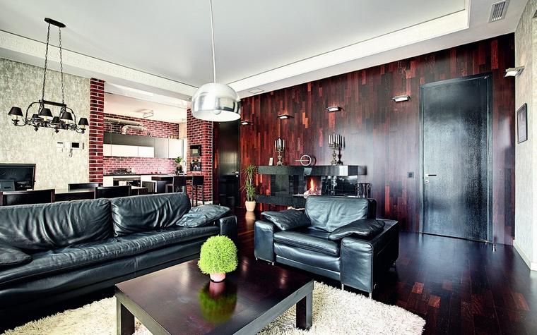 Фото № 62312 гостиная  Квартира