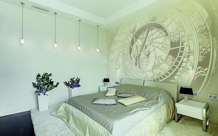 Фото № 62320 спальня  Квартира