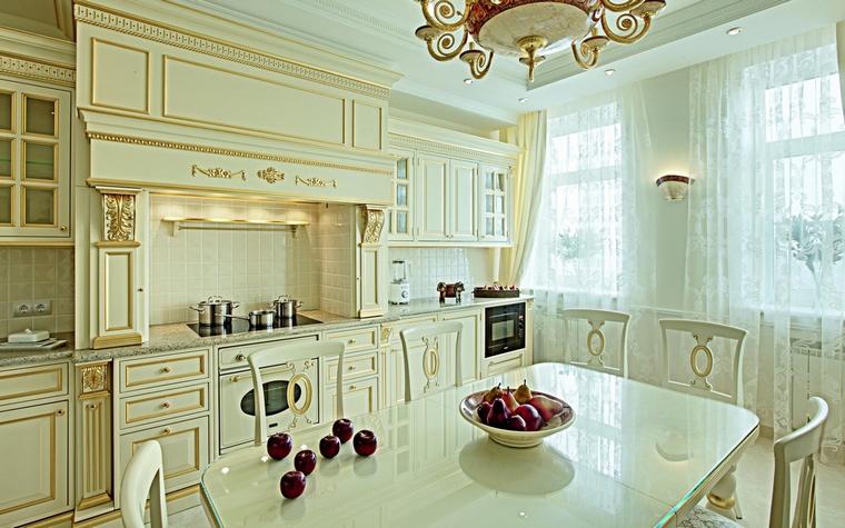 Квартира. кухня из проекта , фото №62326