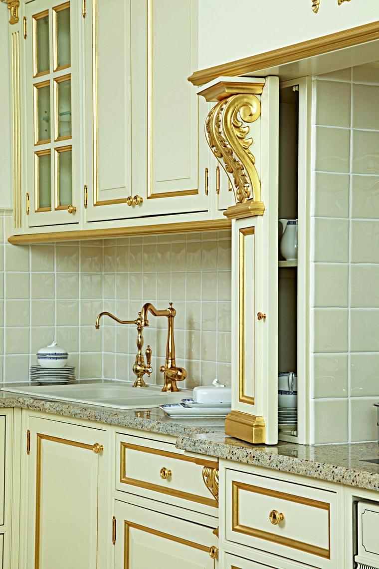 Квартира. кухня из проекта , фото №62329