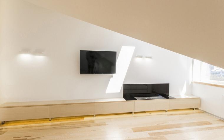 Квартира. гостиная из проекта , фото №62342