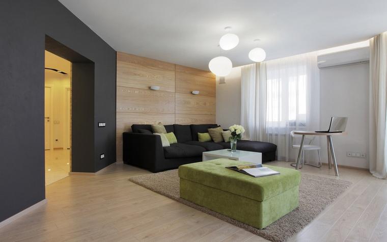 Квартира. гостиная из проекта , фото №62462