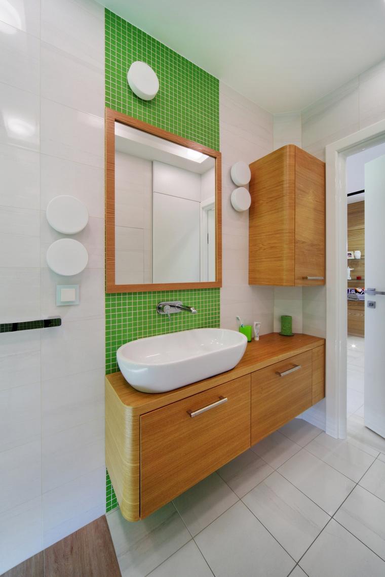Фото № 62470 ванная  Квартира