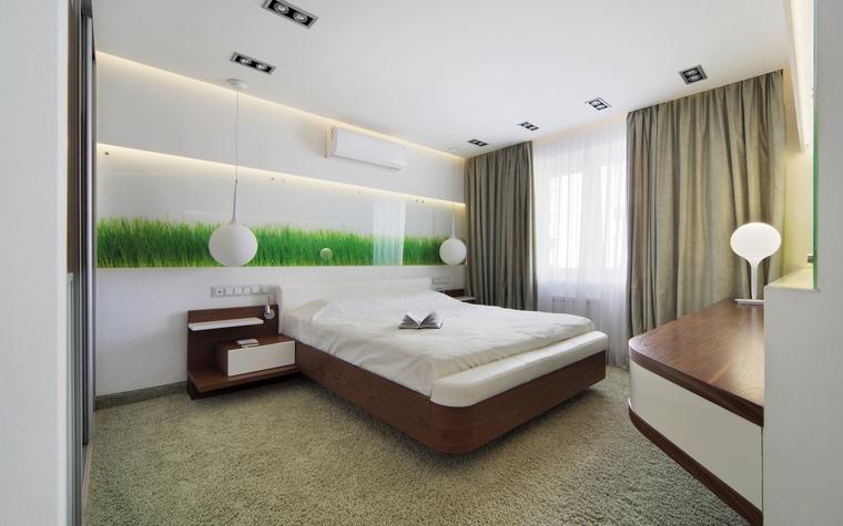 интерьер спальни - фото № 62467