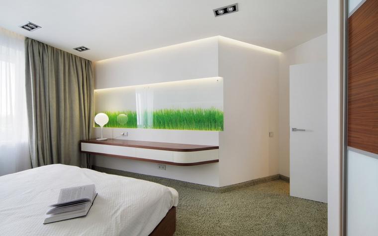 интерьер спальни - фото № 62468