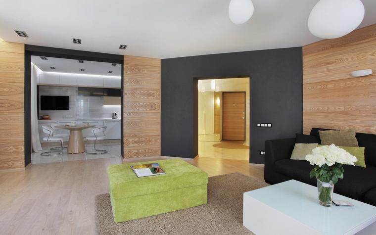 Квартира. гостиная из проекта , фото №62463