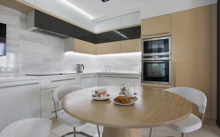 Фото № 62465 кухня  Квартира