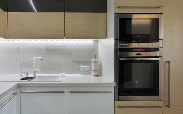 Фото № 62466 кухня  Квартира