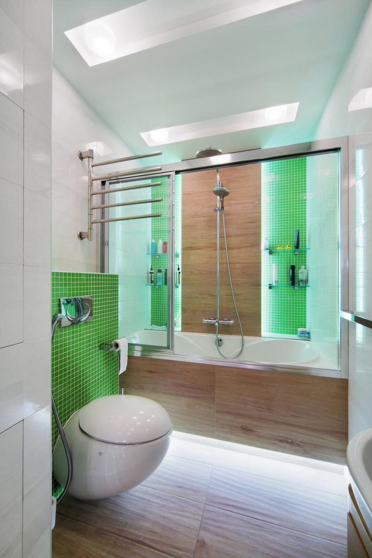 Фото № 62469 ванная  Квартира