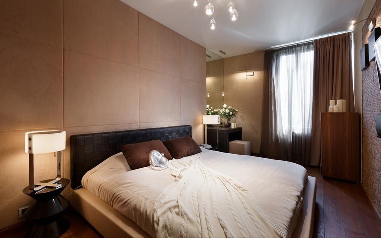 интерьер спальни - фото № 62622