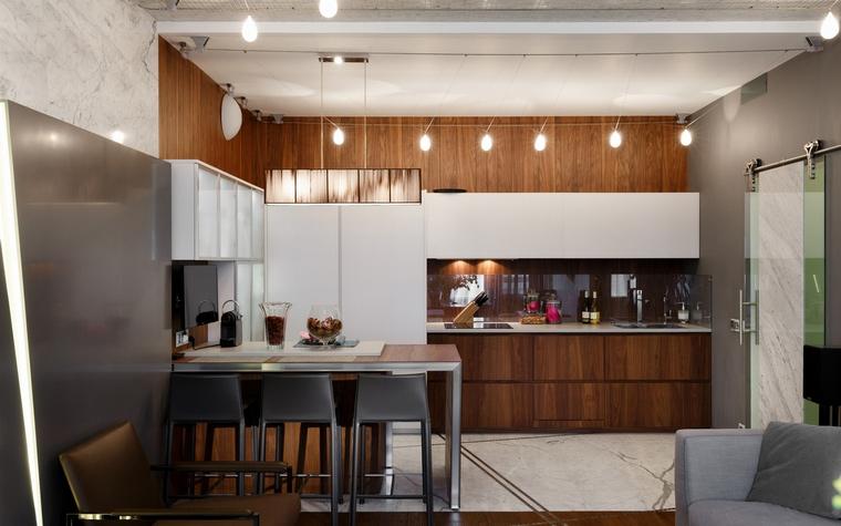 Фото № 62613 кухня  Квартира