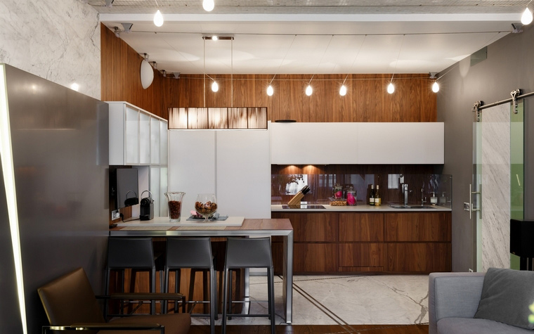 интерьер кухни - фото № 62613