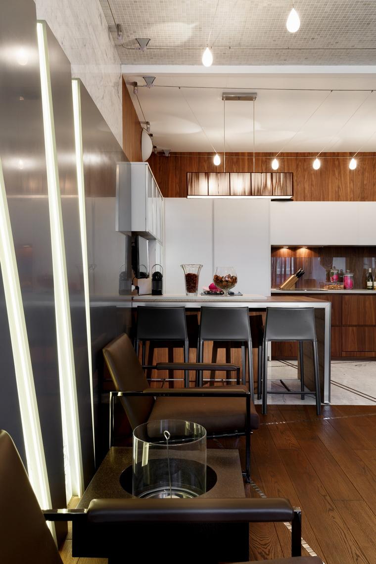 интерьер кухни - фото № 62614