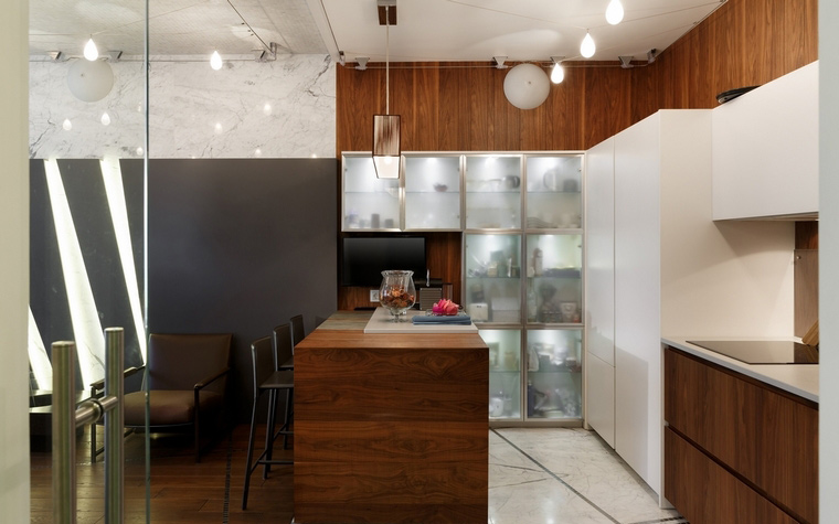 интерьер кухни - фото № 62616
