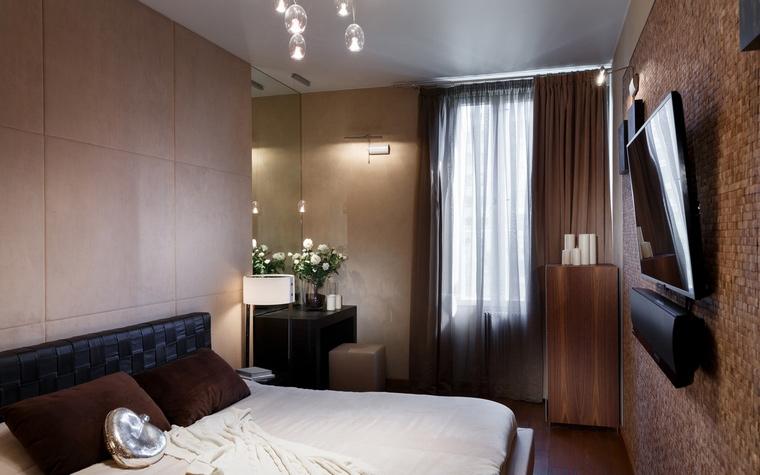 Фото № 62624 спальня  Квартира