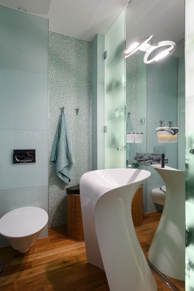 Фото № 62625 ванная  Квартира