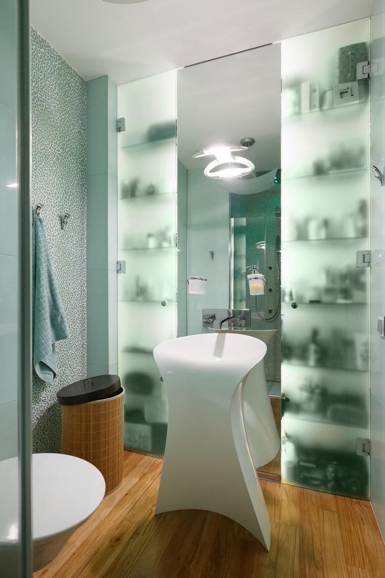 Фото № 62626 ванная  Квартира
