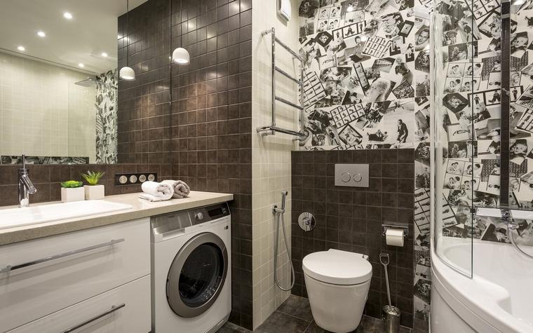 Фото № 62650 ванная  Квартира