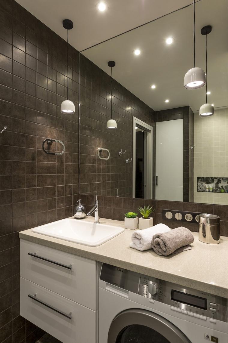 Фото № 62649 ванная  Квартира