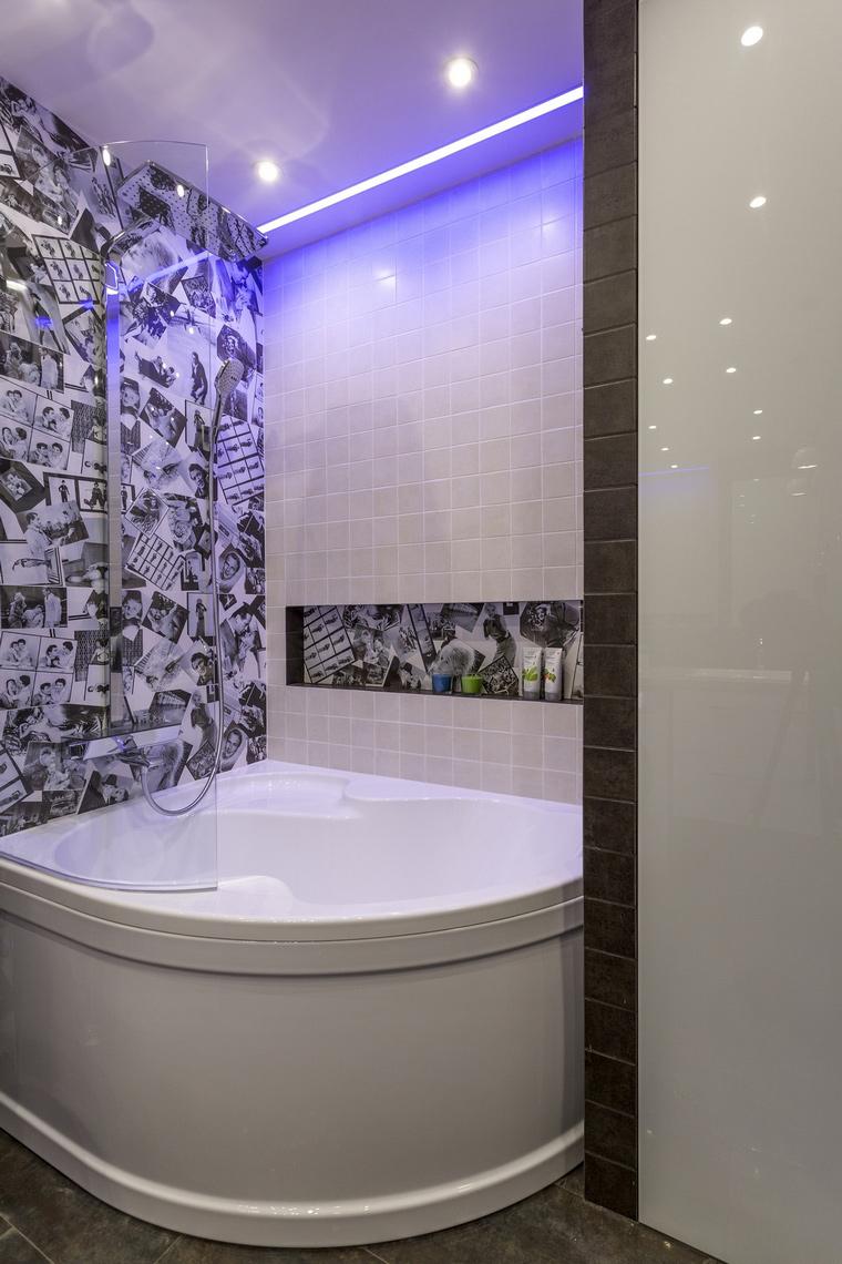 Фото № 62652 ванная  Квартира