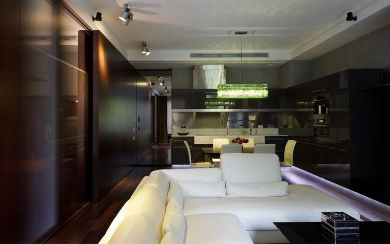 интерьер гостиной - фото № 62679