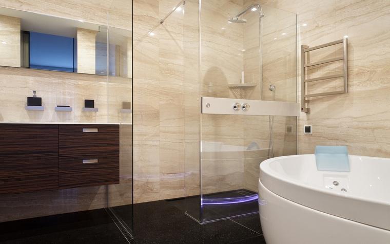 Фото № 62687 ванная  Квартира