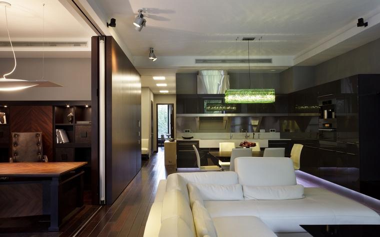 интерьер гостиной - фото № 62678