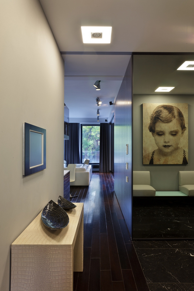 Квартира. холл из проекта , фото №62689