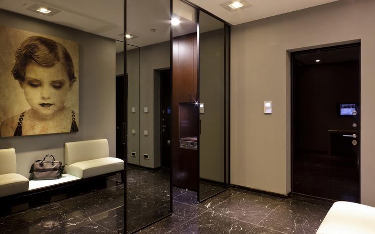 Квартира. холл из проекта , фото №62690