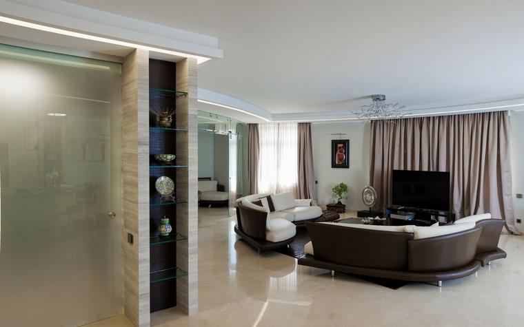 интерьер гостиной - фото № 62691