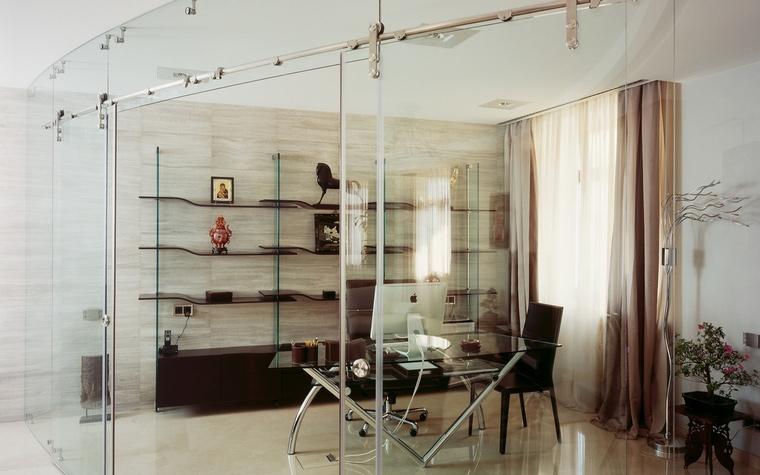 интерьер кабинета - фото № 62692