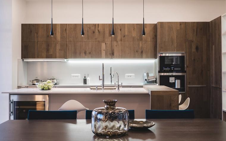Фото № 62716 кухня  Квартира