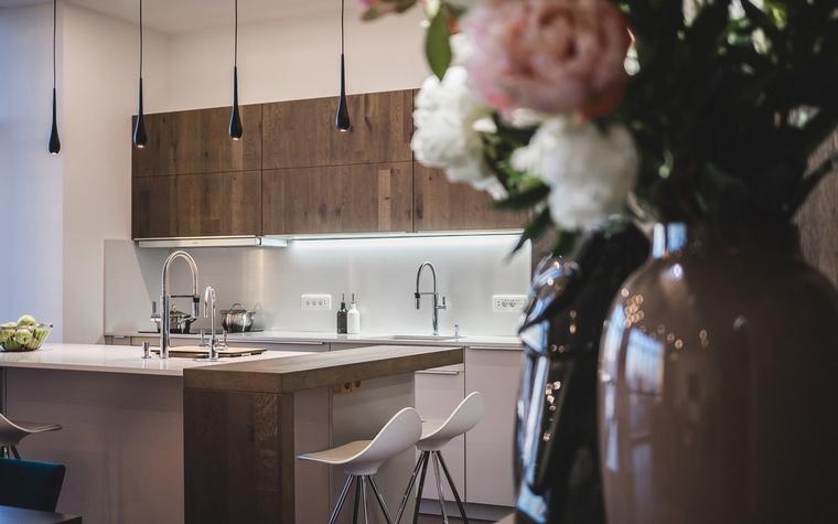 Фото № 62717 кухня  Квартира