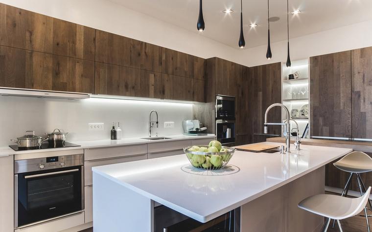 интерьер кухни - фото № 62714