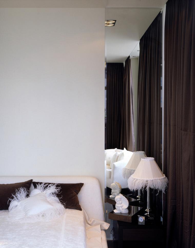 Квартира. спальня из проекта , фото №62933
