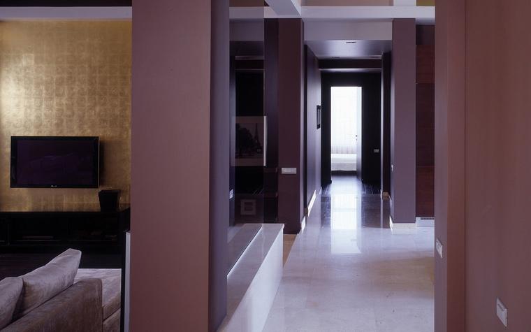 Квартира. холл из проекта , фото №62935
