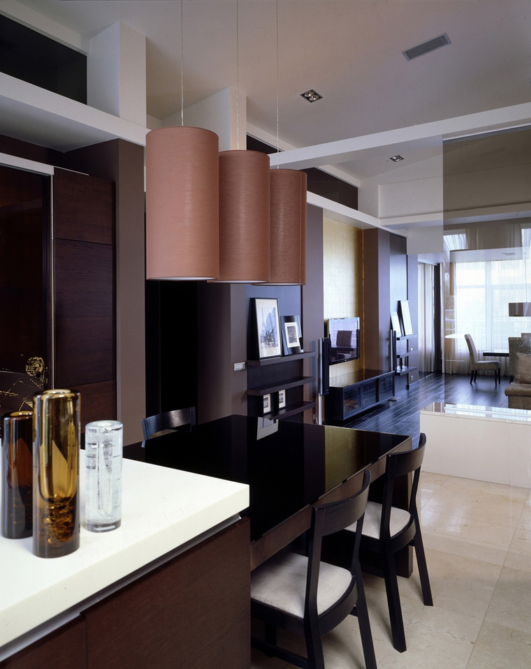 Фото № 62925 кухня  Квартира