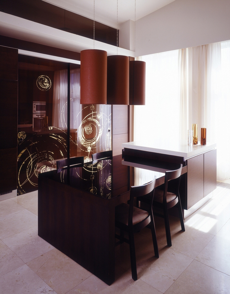 Квартира. кухня из проекта , фото №62927