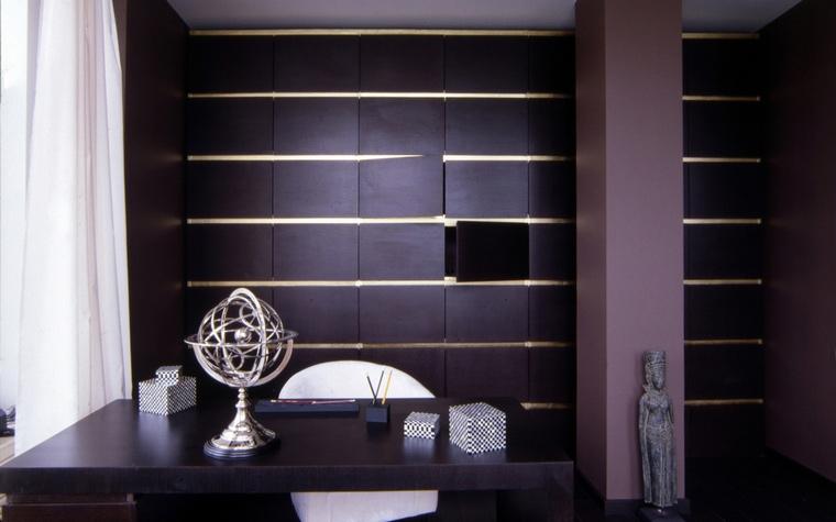 интерьер кабинета - фото № 62929