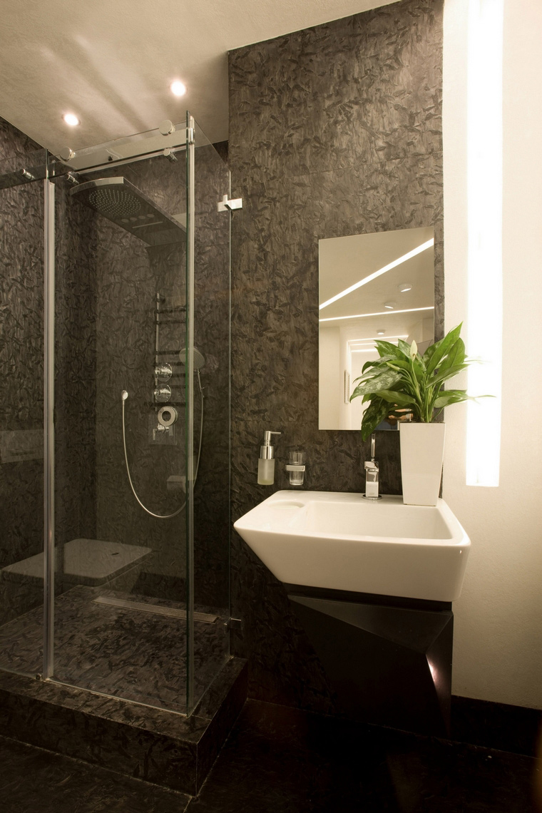 Фото № 62946 ванная  Квартира