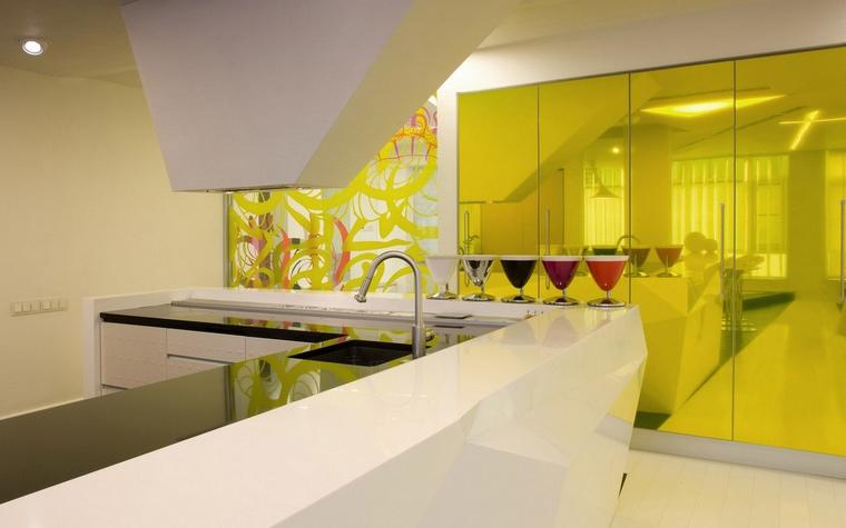 Фото № 62939 кухня  Квартира