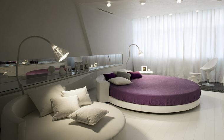 Фото № 62945 спальня  Квартира