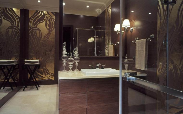 Фото № 62964 ванная  Квартира