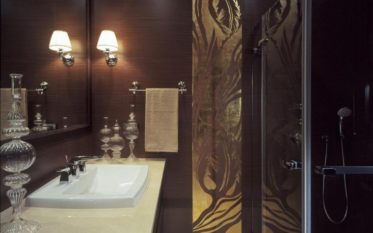 Фото № 62965 ванная  Квартира