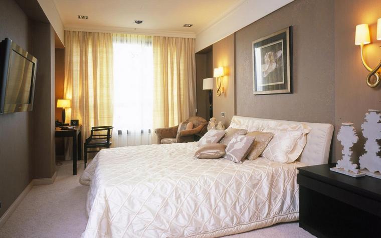 интерьер спальни - фото № 62966