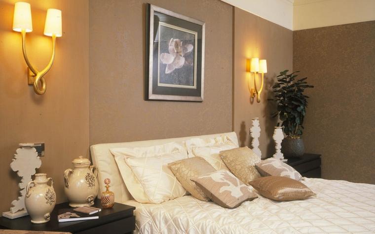 интерьер спальни - фото № 62967